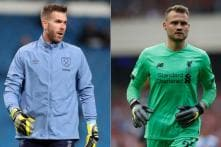Liverpool Sign Adrian after Simon Mignolet Moves to Club Brugge