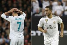 Eden Hazard to Get Cristiano Ronaldo's Jersey Number 7 at Real Madrid