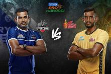 Pro Kabaddi 2019 HIGHLIGHTS, Haryana Steelers vs Telugu Titans in Chennai: Telugu Beat Haryana 40-29