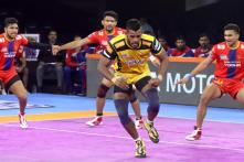 Pro Kabaddi League 2019 Live Streaming: When and Where to Watch Telugu Titans vs Bengaluru Bulls Live Telecast