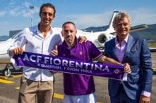 Fiorentina Confirm Frank Ribery Arrival From Bayern Munich