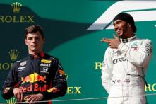 Forumula One: Lewis Hamilton Pips Max Verstappen to Win Hungarian GP
