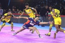 Pro Kabaddi 2019: Bengal Warriors and Telugu Titans Play Out 29-29 Draw