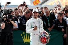 Over to You, Mr Bean! British Actor Takes Valtteri Bottas Spot in Hungary Photo