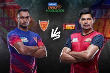 Pro Kabaddi 2019 HIGHLIGHTS, Dabang Delhi vs Bengaluru Bulls in New Delhi: Delhi Beat Bengaluru 33-31