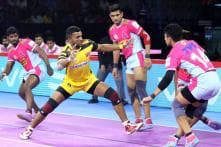 Pro Kabaddi League 2019 Live Streaming: When and Where to Watch Jaipur Pink Panthers vs Bengaluru Bulls Live Telecast