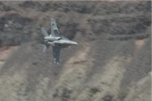 Seven Visitors Injured After US Fighter Jet Crashes in Death Valley National Park, Fate of Pilot Unknown