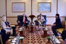 Jaishankar Meets US Deputy Secretary of State, Discusses 'Deep Convergences' Strategic Ties