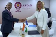 Jaishankar Holds Bilateral Meetings with Counterparts from China, Japan; Focusses on Furthering Partnership with ASEAN Nations