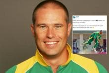 ICC Trolled For Mistaking Charl Langeveldt as Andrew Hall