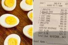 After Rahul Bose, Twitter User Reveals Mumbai Hotel Charged Him Rs 1700 for Two Boiled Eggs