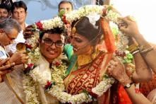 'Love Is Above Gender Norms': First Transgender Couple Get Married in West Bengal
