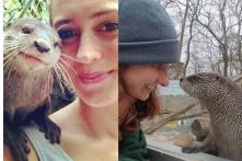 Not Otter-able: Taking 'Cute' Selfies With Exotic Animals Puts Them at Risk of Extinction