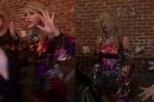 'Drunk Taylor' Dances to Her Own Hit at a Bash and Netizens Just Couldn't 'Calm Down'