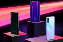 Vivo Z5 With 4,500mAh Battery, Snapdragon 712 SoC Announced: Price, Features, and More
