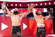 WWE Raw: Seth Rollins and Braun Strowman New Raw Tag Team Champions, Sasha Banks Attacks Natalya Again