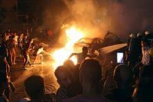 20 Killed as 4 Cars Crash, Cause Explosion Outside Cairo Hospital