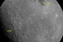Chandrayaan-2 Captures First Images of Moon, ISRO Identifies Apollo Crater and Mare Orientale Basin