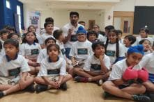 Vijender Singh Joins Hands With Swasth Immunised India