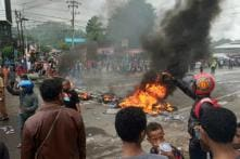Over 250 Inmates Escape after Prison in Indonesia's Papua Set Ablaze by Angry Protesters