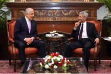 US Envoy to Afghanistan Zalmay Khalilzad Briefs Jaishankar on Afghan Peace Process