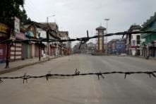 Kashmir Remains Shut for 12th Consecutive Day, Authorities Say Curbs Relaxed in Srinagar