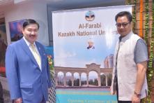 Kiren Rijiju Inaugurates India-Kazakhstan Cultural-Educational Center in Delhi