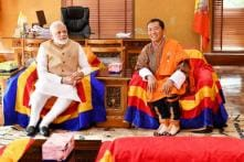 PM Modi Holds Talks with Bhutanese Counterpart as Two Countries Sign 10 MoUs