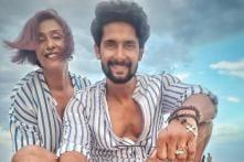 Jamai Raja Star Ravi Dubey Twins With On-screen 'Saas' Achint Kaur in Pondicherry, See Pics