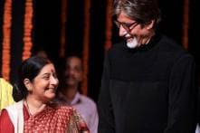 'India Has Lost Its Extraordinary Leader': Bollywood Joins Nation to Remember Sushma Swaraj