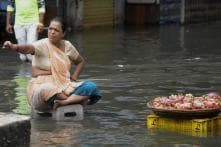 Pune Remains on Alert as Water Level Rise; Weather Dept Predicts Very Heavy Rains Today