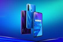Realme 5, Realme 5 Pro With Quad-Cameras Launched: Price, Specifications, and More