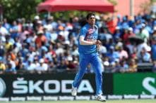 India vs West Indies | Saini Handed Demerit Point for Breaching ICC Code of Conduct