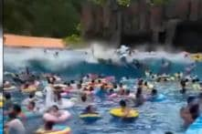 44 Injured in 'Tsunami Pool' Waves after Power Cut at Chinese Amusement Park