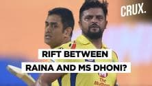 Suresh Raina Opts Out Of IPL 2020, CSK Boss Says 'Sometimes Success Gets Into Head'