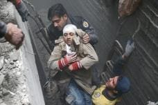 Civilians Bombarded by Deadliest Attack in Syria; Shocking Pictures