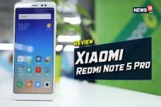 Xiaomi Redmi Note 5 Pro Review: Best Bang For Your Buck at Rs 13,999