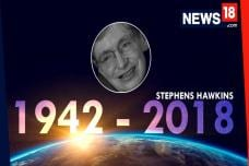 Renowned British Physicist Stephen Hawking dies at 76