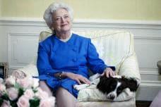 Former US First Lady Barbara Bush Passes Away Aged 92