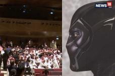 First Movie Screened in Saudi Arabia in 35 Years