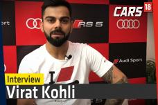 Interview: Virat Kohli at the Launch of the Audi RS5