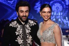 Ex-Flames Deepika & Ranbir Reunite for Mijwan Fashion Show