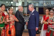 In Pictures: PM Narendra Modi's Visit to London