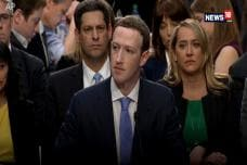 Facebook CEO Mark Zuckerberg Gives Testimony Before Congress