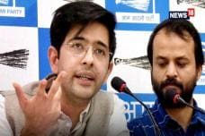 Story So Far: ​Sacked AAP Advisor Raghav Chadha Returns Salary of Rs 2.50 to Home Ministry
