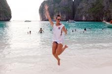 Thailand's Famous Maya Bay is Closing Due To Tourist Ravage
