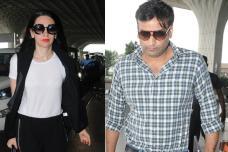 PICS: Karisma Kapoor Makes Her Getaway With Boyfriend Sandeep