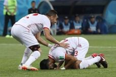 PICS: 15 Best Moments from the FIFA World Cup 2018
