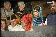 BJP-PDP Split, Jammu And Kashmir's History of Unstable Coalition Governments