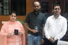 After Being Harassed, Lucknow Inter-faith Couple Gets Passport